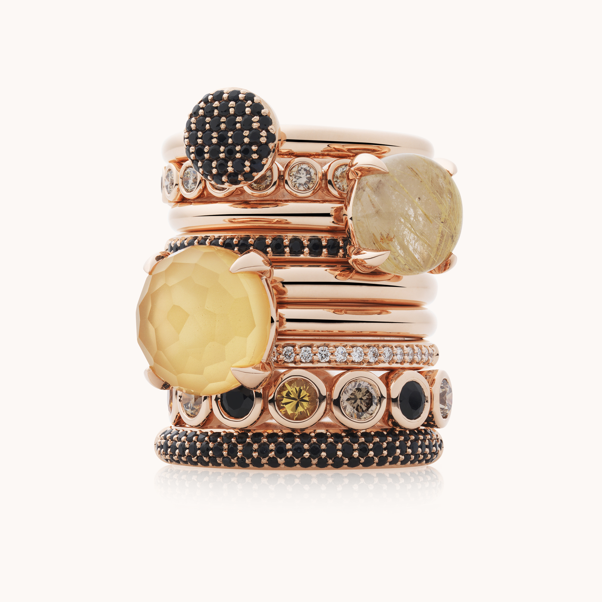 Bron Jewelry Honey Desert